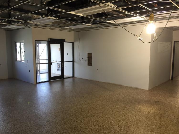 MMA Flooring: FedEx Headquarters