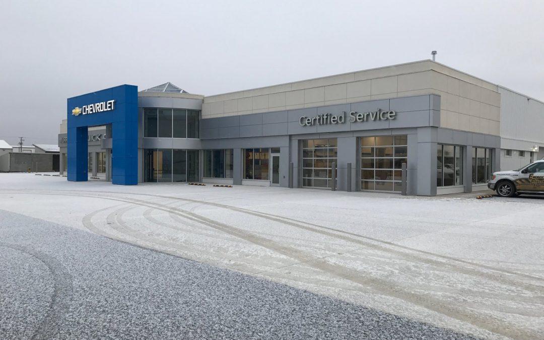 GM Dealership in Estevan, SK