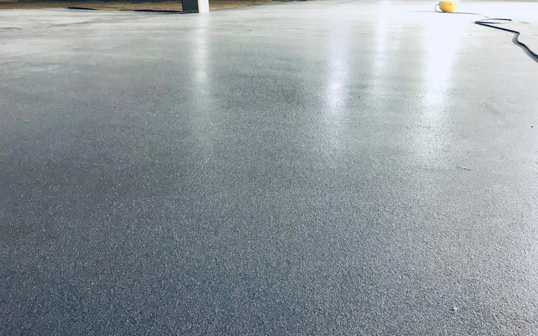 Hylife Foods: 50,000 sf of Polyurethane Concrete